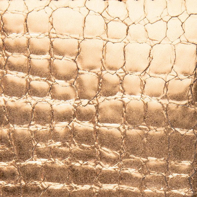Croco Bronze Gold-Rosé